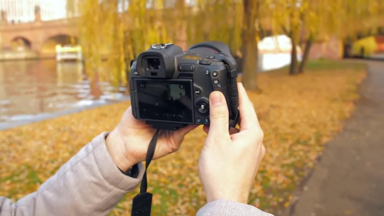 Kamera, ValueTech, Fotografie, Canon, DSLM, Vollformat