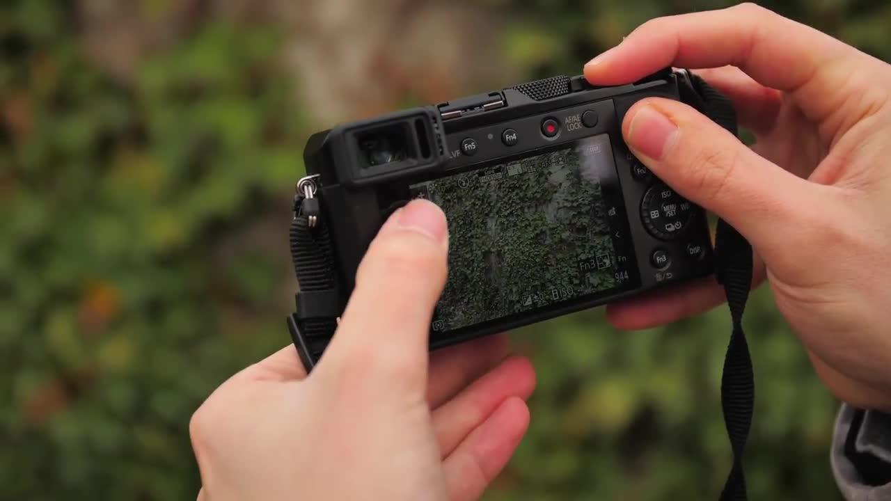 ValueTech, Fotografie, Panasonic, Kompaktkamera, Lumix LX100 II