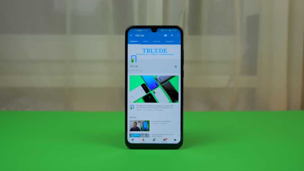 Smartphone, Android, Huawei, Test, Android 9.0, tblt, Daniil Matzkuhn, Android 9.0 Pie, Huawei P Smart, P Smart, Huawei P Smart 2019, P Smart 2019