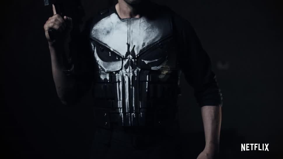 Trailer, Netflix, Serie, Marvel, Netflix Deutschland, Superheld, The Punisher, Marvel's The Punisher
