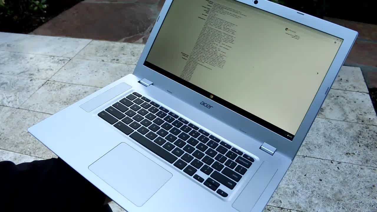 Notebook, Prozessor, Amd, Ces, Acer, Chromebook, Roland Quandt, CES 2019