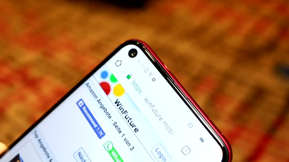 """Smartphone, Huawei, Test, Hands-On, Octacore, Ces, Hands on, Review, Honor, Roland Quandt, CES 2019, EMUI, Android 9.0 """"pie"""", Huawei Kirin 980, Honor View20, Honor View 20, TOF, Sony IMX586, Time of Flight"""