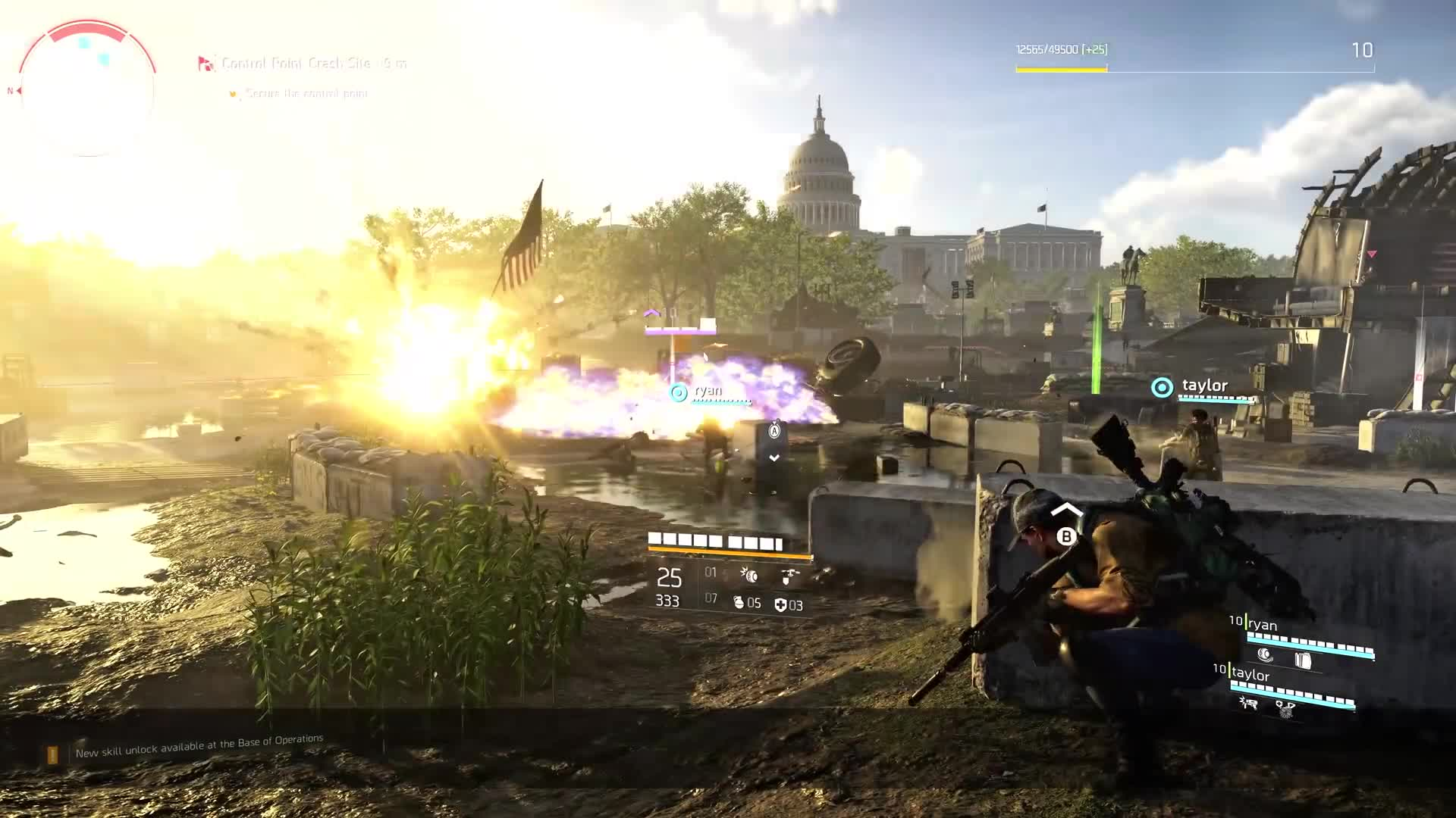 Trailer, Ubisoft, actionspiel, Amd, HDR, The Division, Freesync, The Division 2, Eyefinity