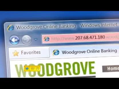 Microsoft, Windows, Browser, Internet Explorer, Internet Explorer 8, Domain Highlighting