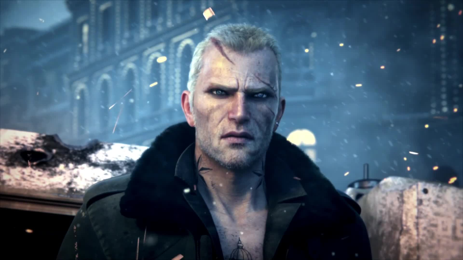 Trailer, Shooter, actionspiel, Square Enix, Left Alive