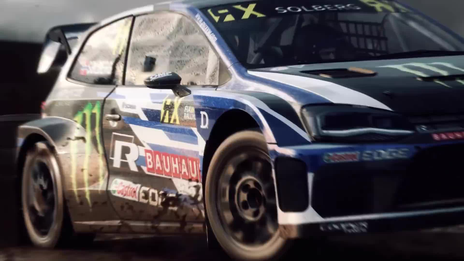 Trailer, Rennspiel, Codemasters, Dirt, Rally, DiRT Rally, Dirt Rally 2.0