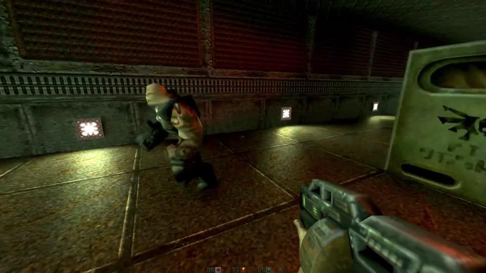Grafik, RTX, Raytracing, Spielegrafik, Quake 2