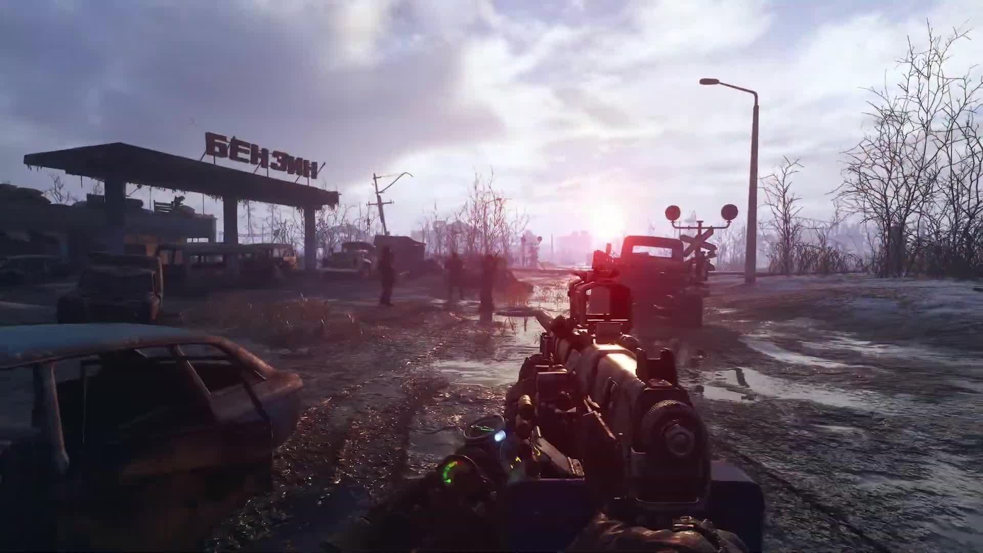 Trailer, Ego-Shooter, Metro, Deep Silver, Metro Exodus, 4A Games