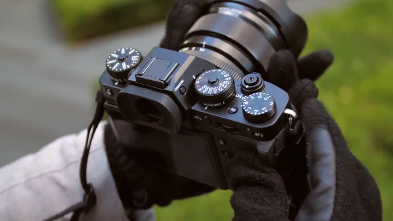 Kamera, ValueTech, Fotografie, Digitalkamera, Fujifilm, X-T3