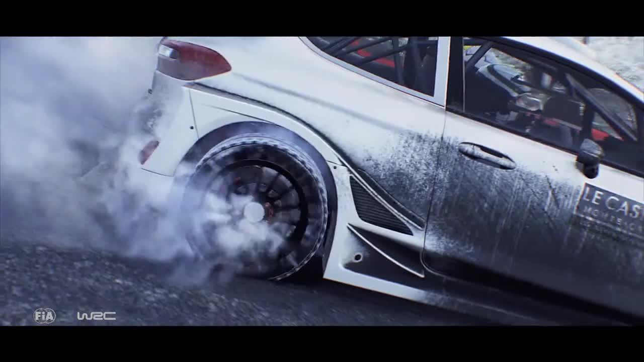 Trailer, Rennspiel, WRC, Bigben Interactive, WRC 8, Kylotonn