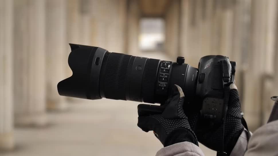 ValueTech, Fotografie, Objektiv, Sigma, 70-200 mm f/2.8 DG OS HSM Sports