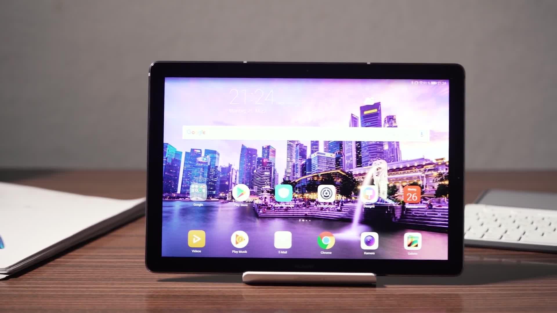 viel leistung und starker akku das xiaomi mi pad 4 plus. Black Bedroom Furniture Sets. Home Design Ideas