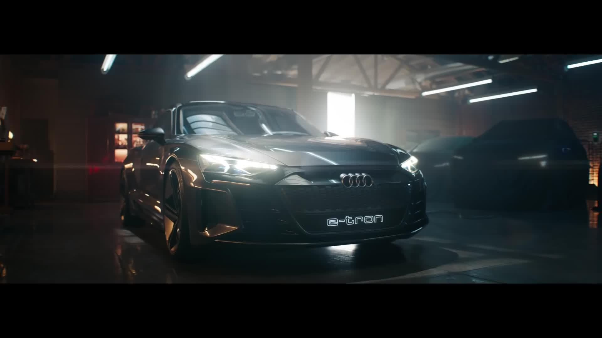 Werbespot, Super Bowl, Super Bowl 2019, Audi, Audi e-tron GT