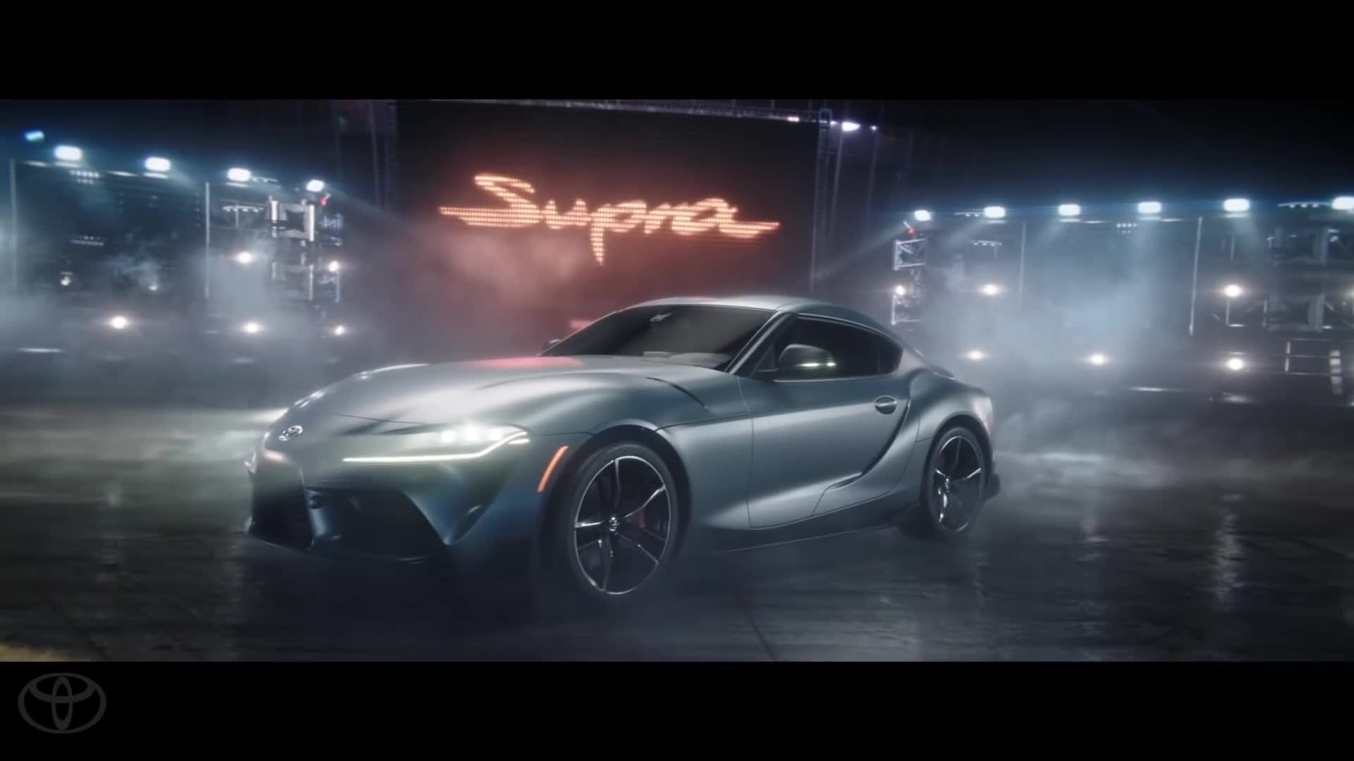 Werbespot, Super Bowl, Super Bowl 2019, Toyota, 2020 Toyota GR Supra