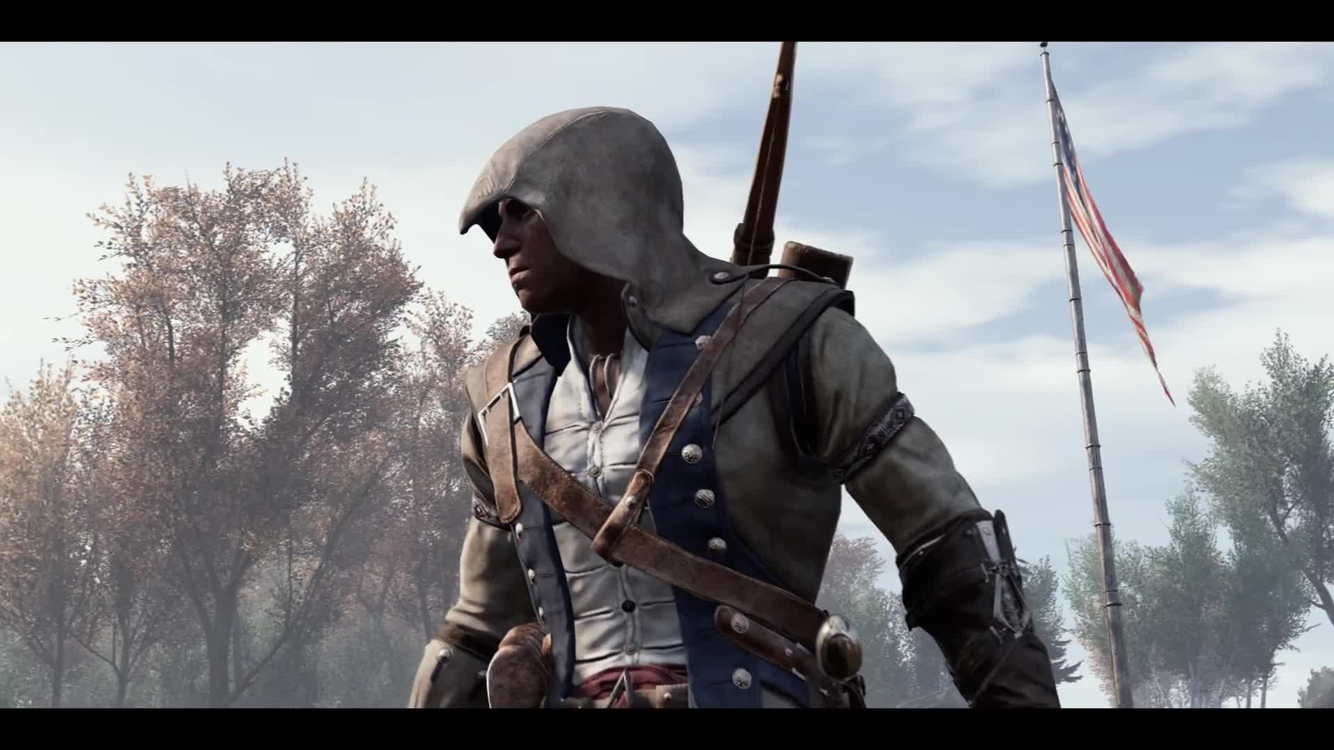 Trailer, Ubisoft, Assassin's Creed, Assassin's Creed 3, Remake, Remastered, Assassin's Creed 3 Remastered, Assassin's Creed III, Assassin's Creed III Remastered