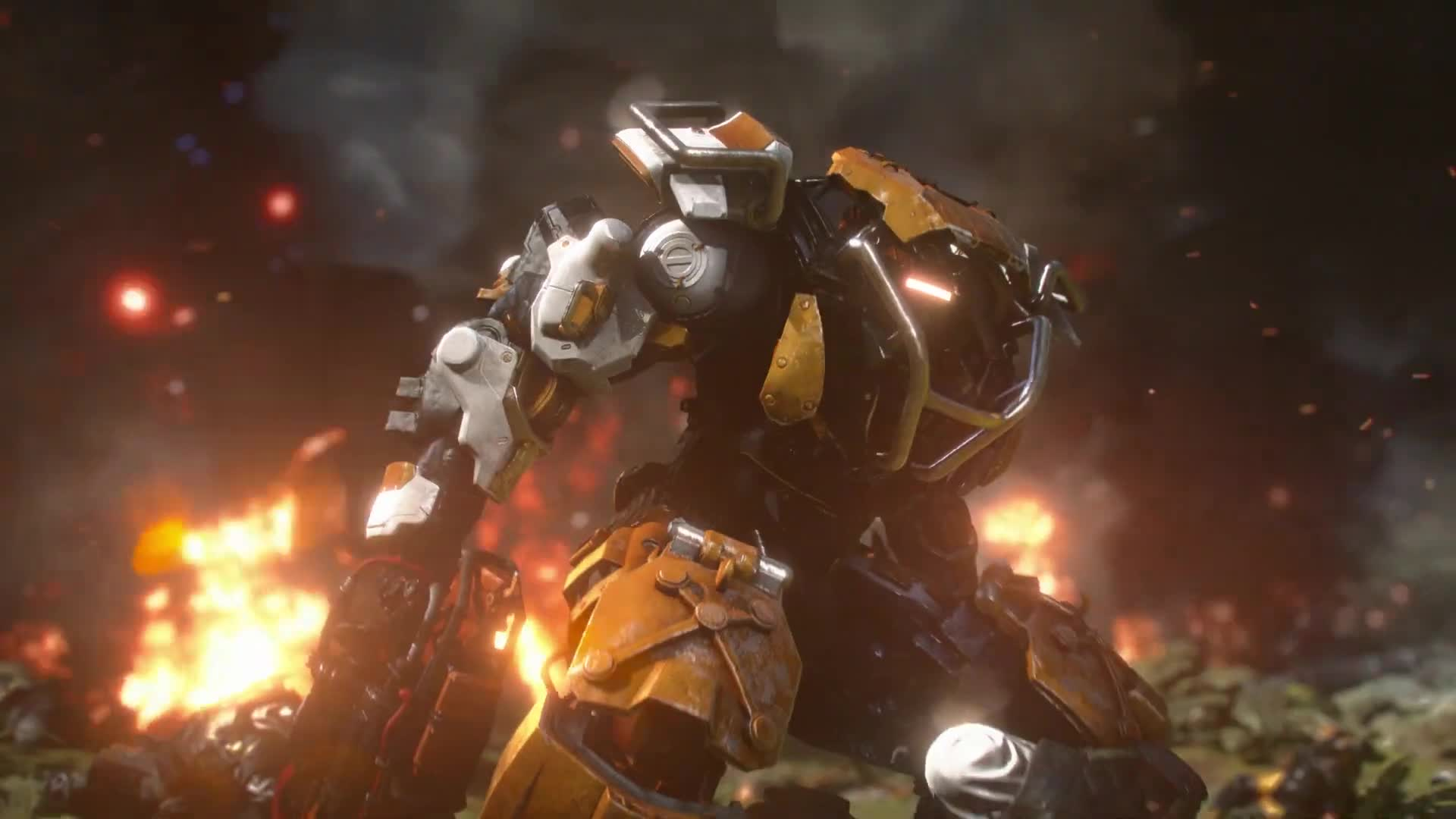 Trailer, Electronic Arts, Ego-Shooter, Ea, Anthem