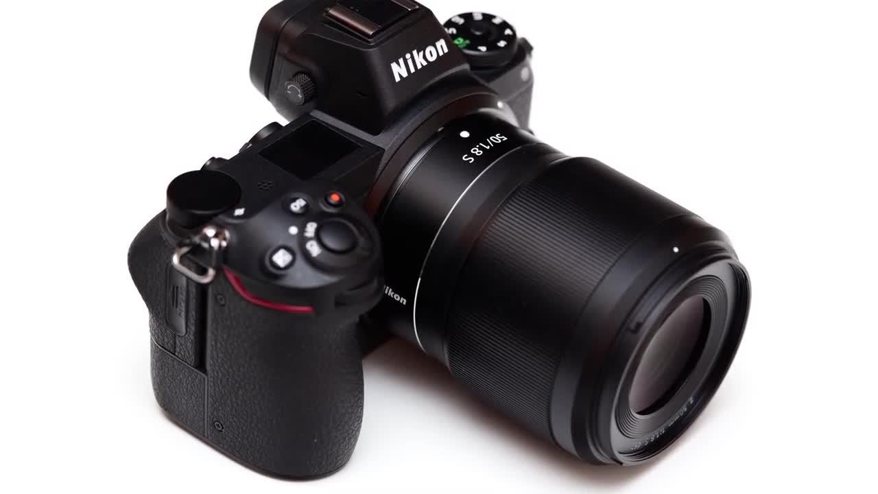 Kamera, ValueTech, Fotografie, Digitalkamera, Nikon, DSLM, Vollformat, Z6