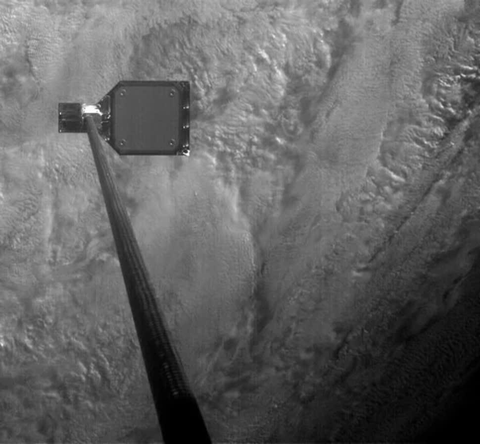 Forschung, Weltraum, Satellit, Experiment, Müll, Airbus, Entsorgung, Schrott, Erdorbit, Weltraumschrott