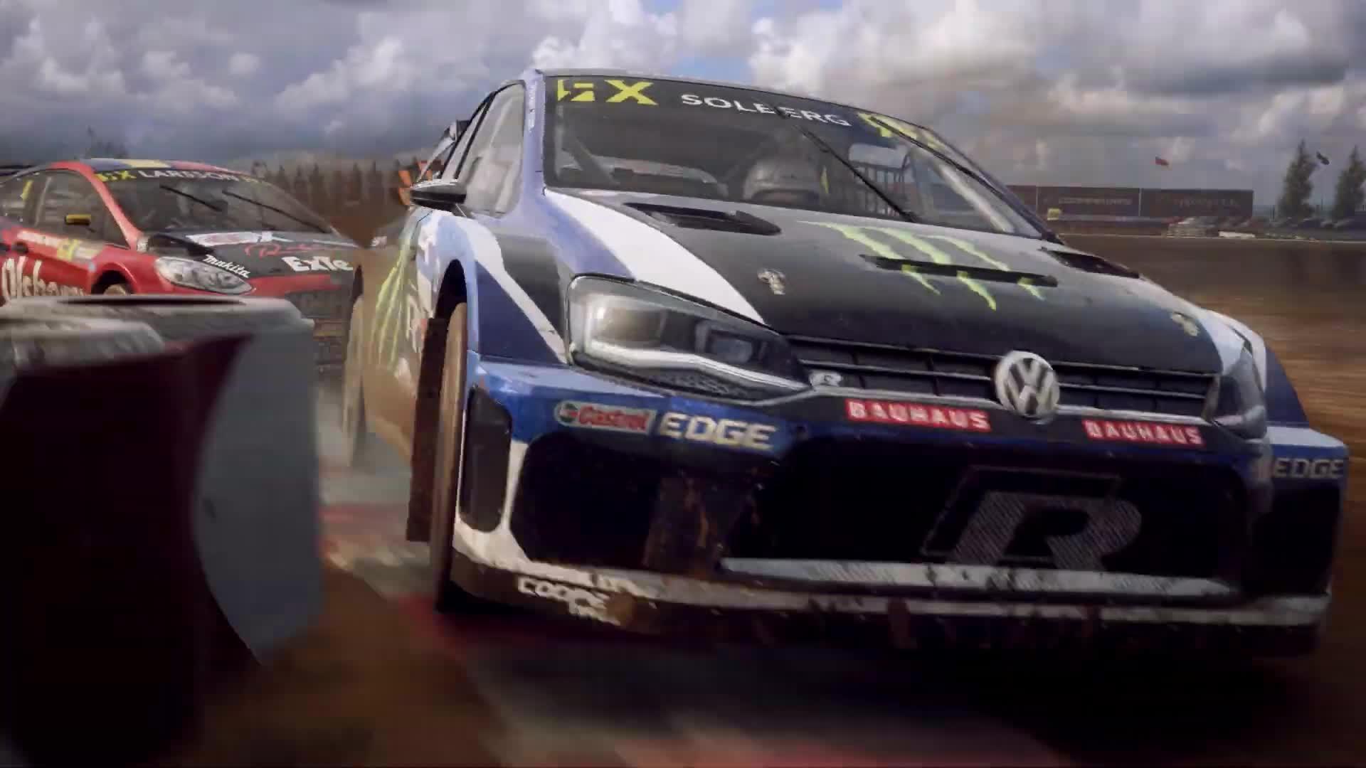Trailer, Rennspiel, Codemasters, Dirt, Rally, DiRT Rally, Dirt Rally 2.0, Dirt Rally 2