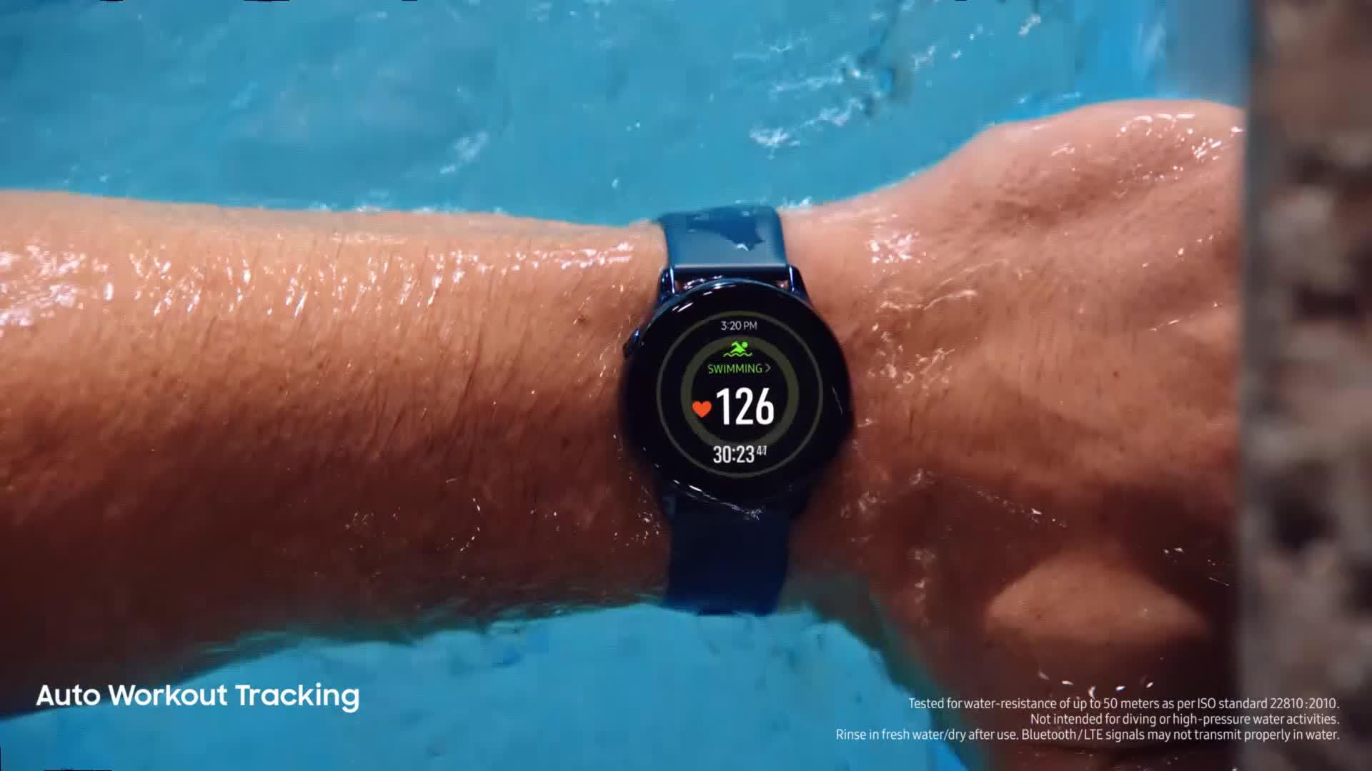 Samsung, Mwc, MWC 2019, Sport, Samsung Galaxy Watch Active, Galaxy Watch Active