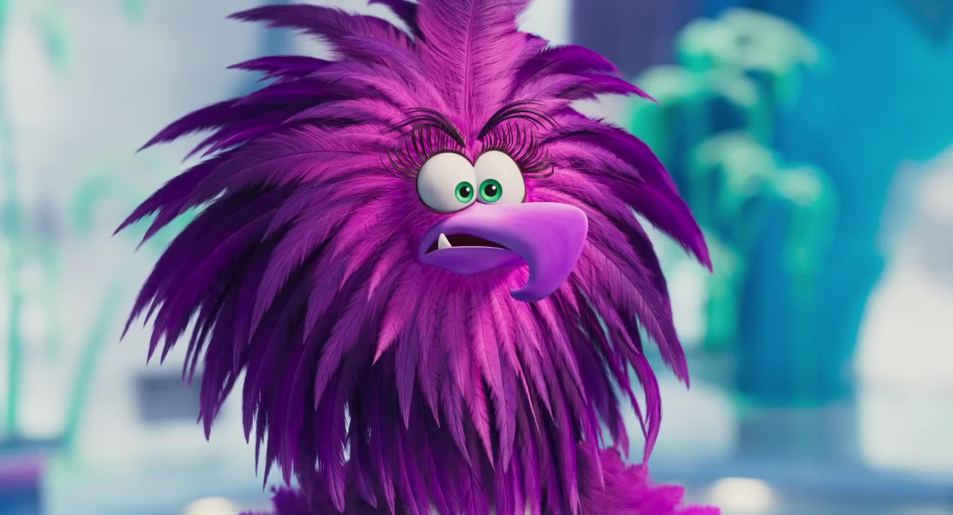 Trailer, Kino, Kinofilm, Teaser, Angry Birds, Sony Pictures, Sony Pictures Entertainment, The Angry Birds Movie 2, Angry Birds Movie 2