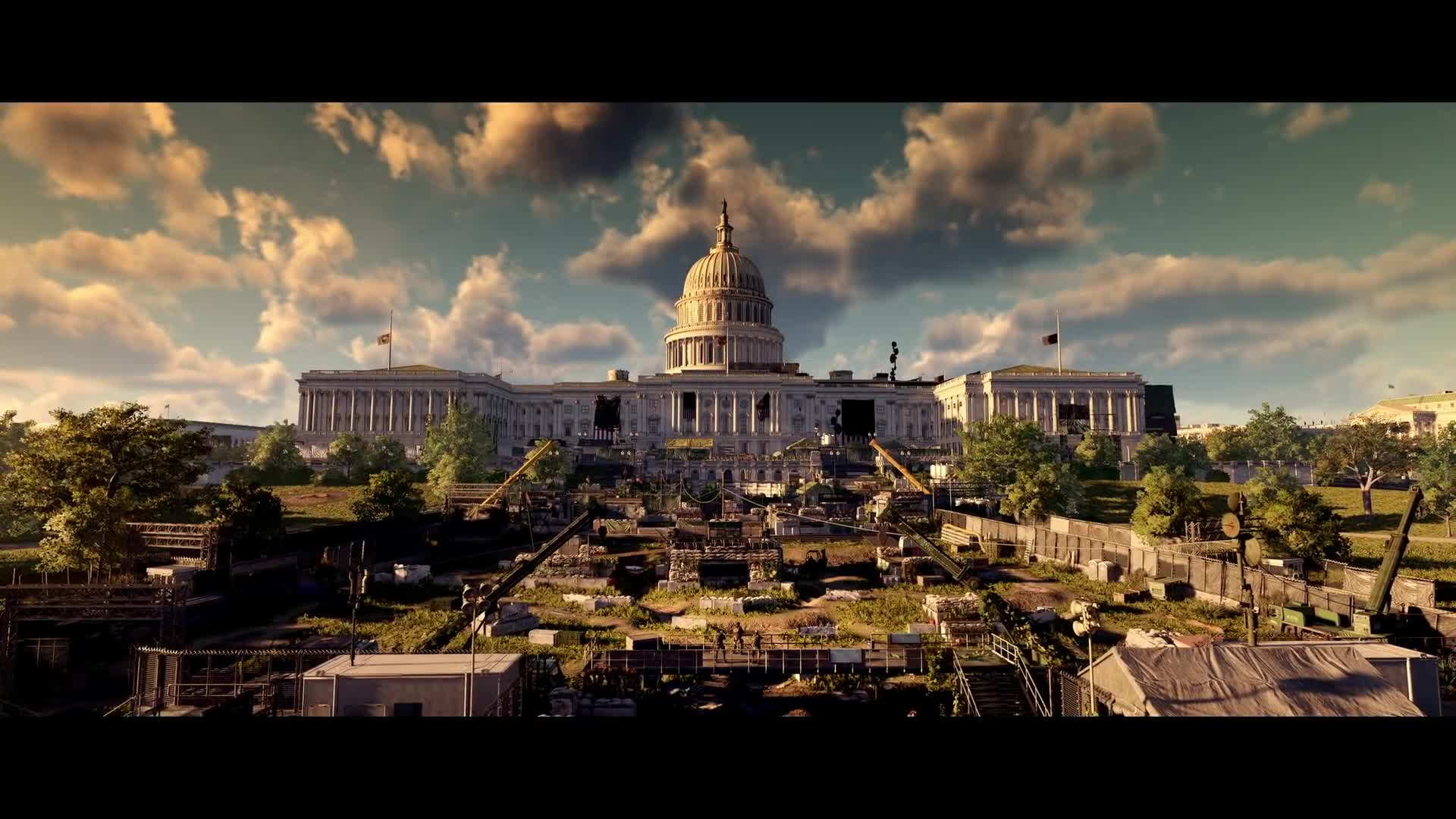 Trailer, Ubisoft, actionspiel, Tom Clancy, Tom Clancy's The Division, The Division 2