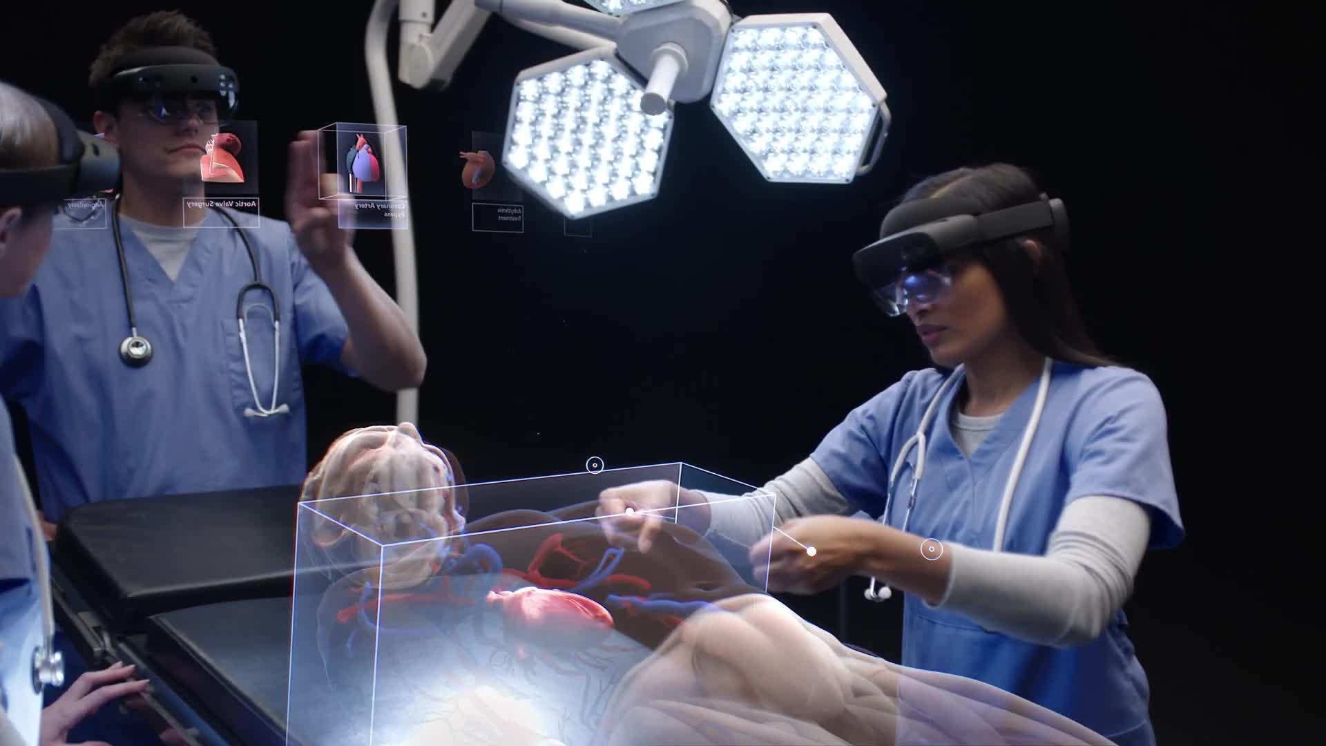Microsoft, Mwc, Augmented Reality, Mobile World Congress, Augmented-Reality, MWC 2019, AR, Mobile World Congress 2019, HoloLens 2, Microsoft HoloLens 2, Augmented Reality Headset