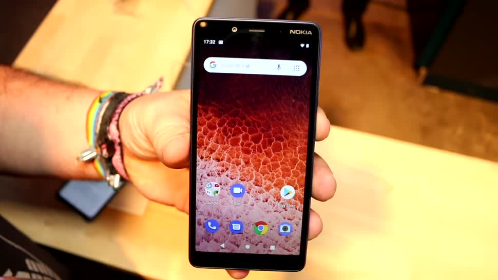 Smartphone, Nokia, Hands-On, Mwc, Mobile World Congress, MWC 2019, Roland Quandt, Nokia 1 Plus