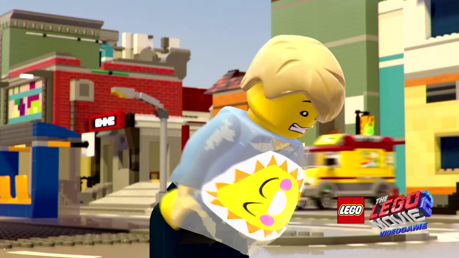 Trailer, Warner Bros., Lego, The Lego Movie 2, The Lego Movie Videogame 2, Lego Movie