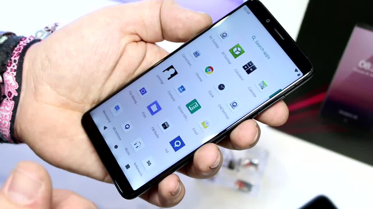 Smartphone, Mobilfunk, Qualcomm, Mwc, 5G, Roland Quandt, MWC 2019, Nubia, Snapdragon 855, SDX50, Nubia Mini 5G
