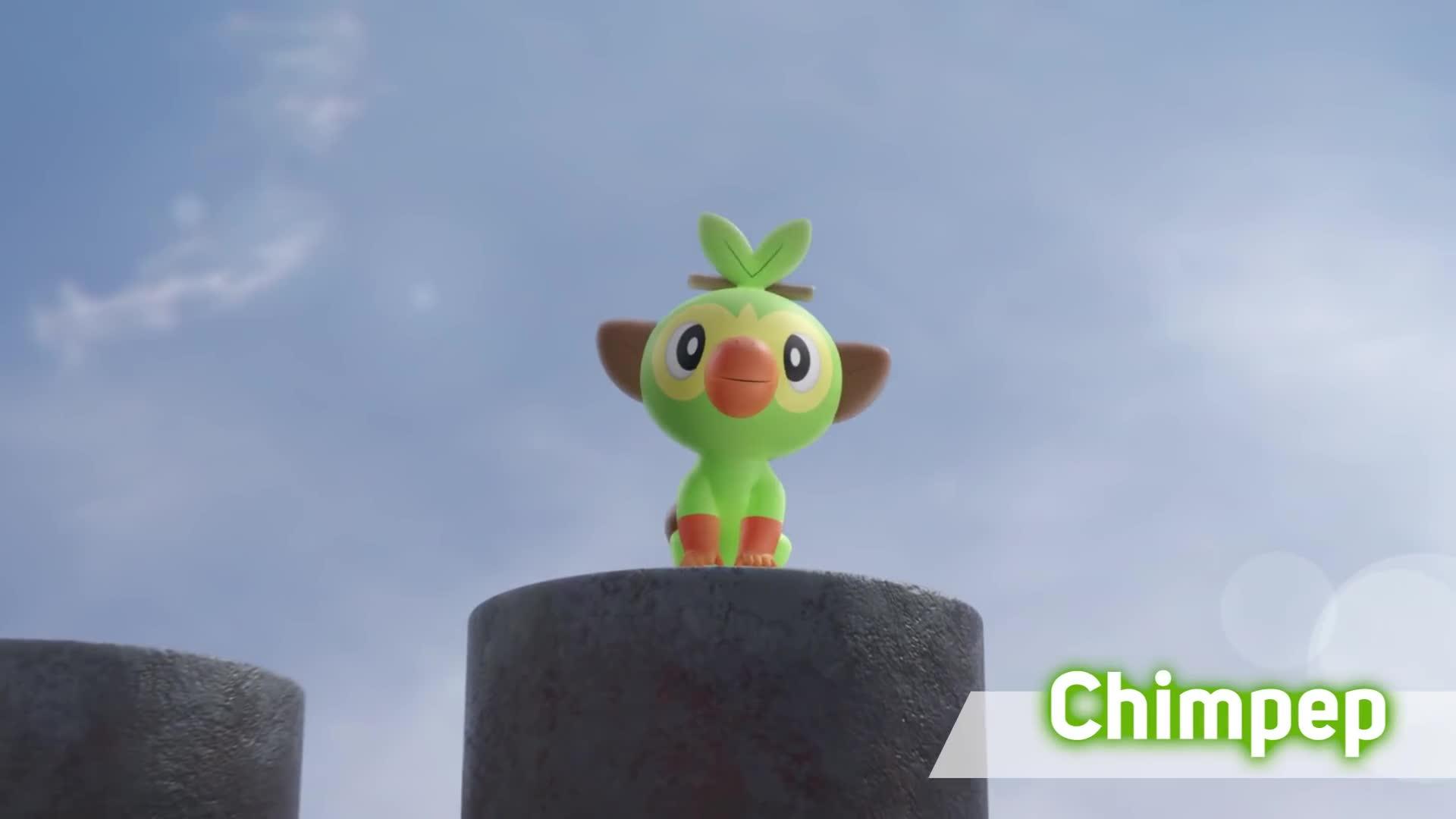 Trailer, Nintendo Switch, Pokemon, Pokémon Schwert, Pokémon Schild