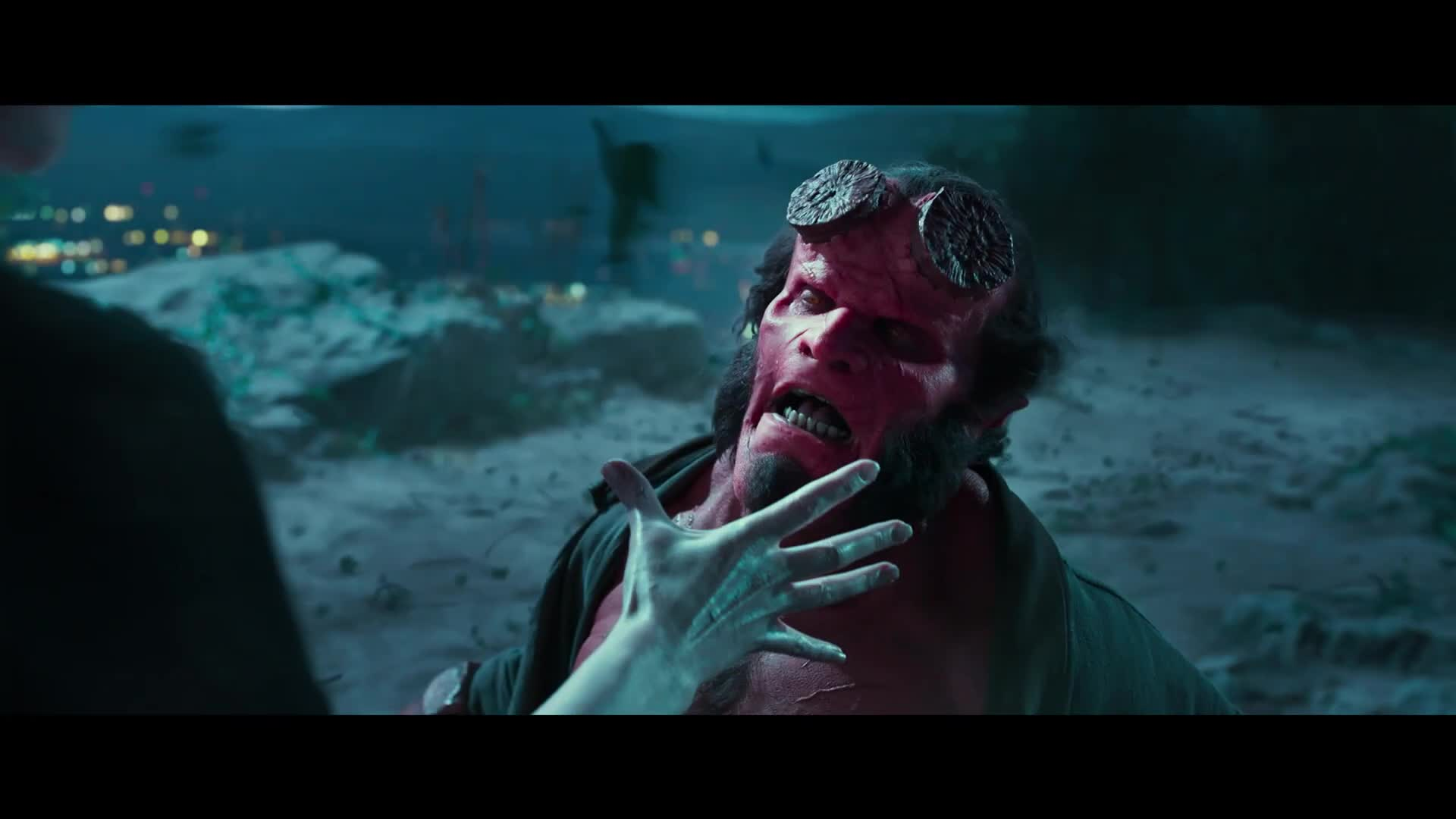 Trailer, Kino, Kinofilm, Superheld, Comic, lionsgate, Hellboy, Hellboy - Call Of Darkness, Call Of Darkness