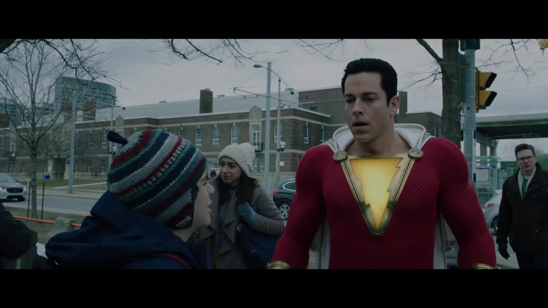 Trailer, Kino, Kinofilm, Warner Bros., DC Comics, DC, Shazam