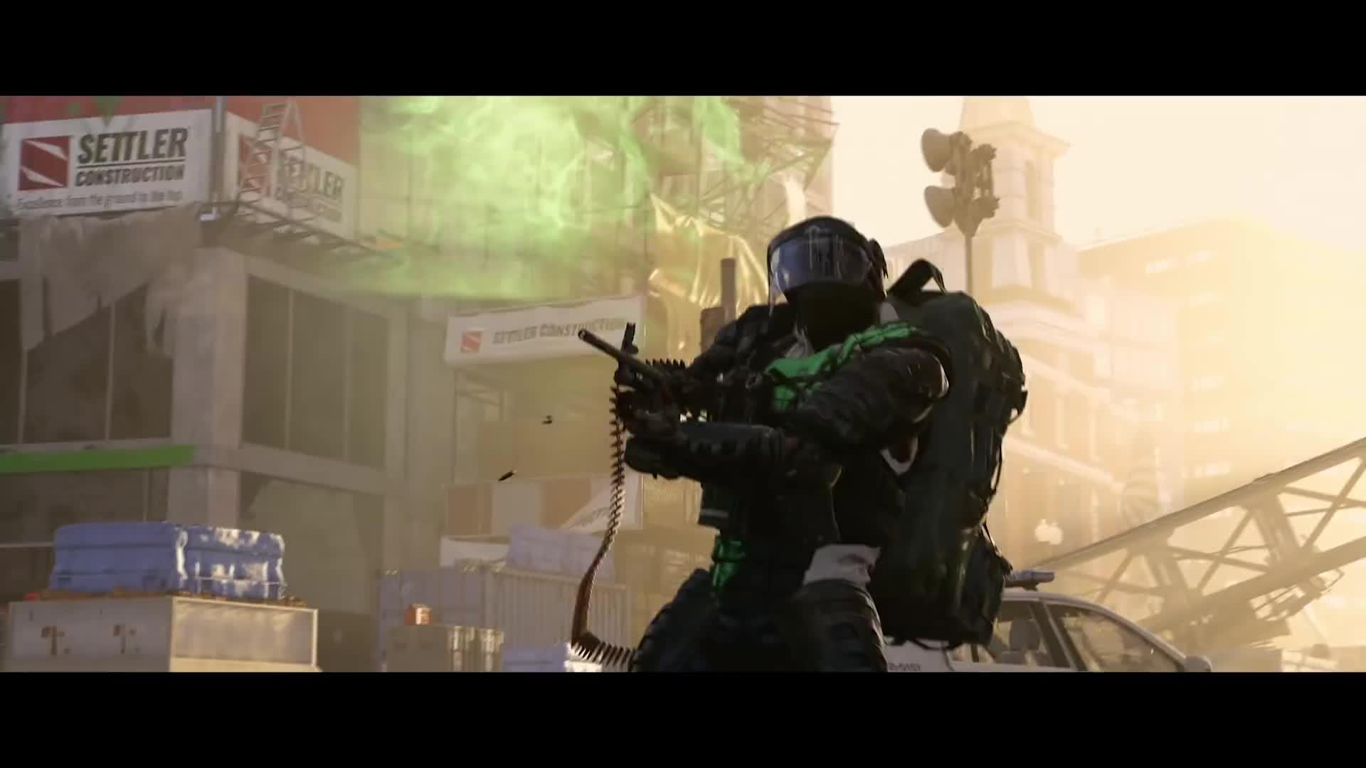 Trailer, Ubisoft, actionspiel, Tom Clancy, The Division 2, Tom Clancy's The Division 2