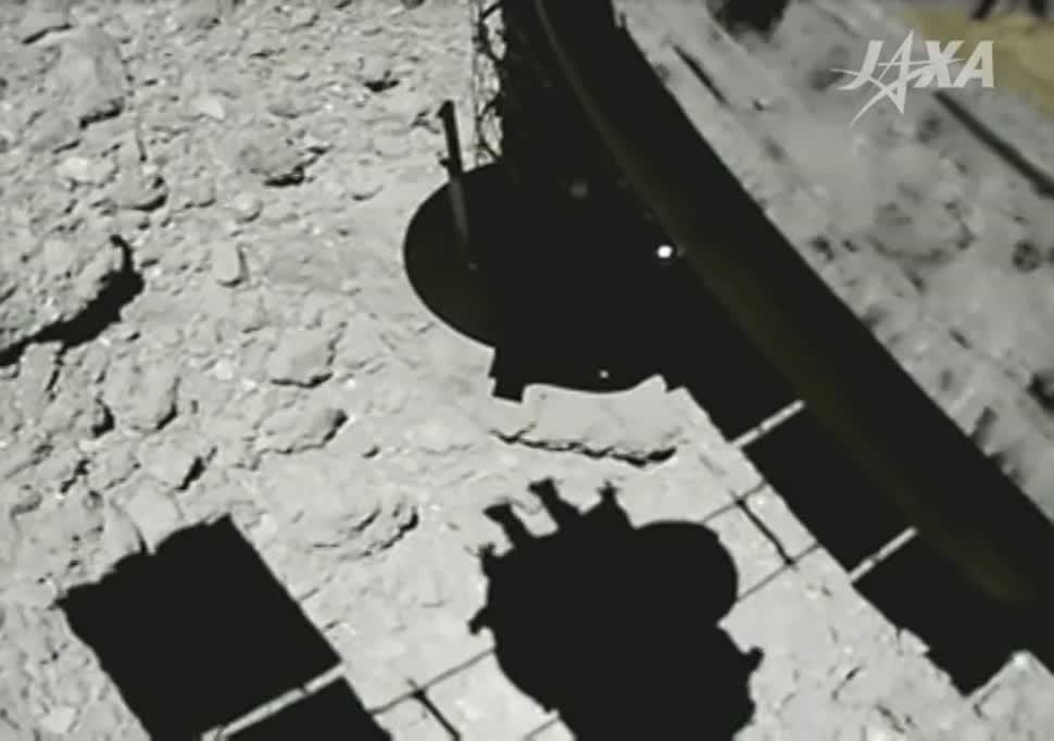 Weltraum, Japan, Asteroid, Mission, Hayabusa2, JAXA, Komplex, Touchdown, Sprengung