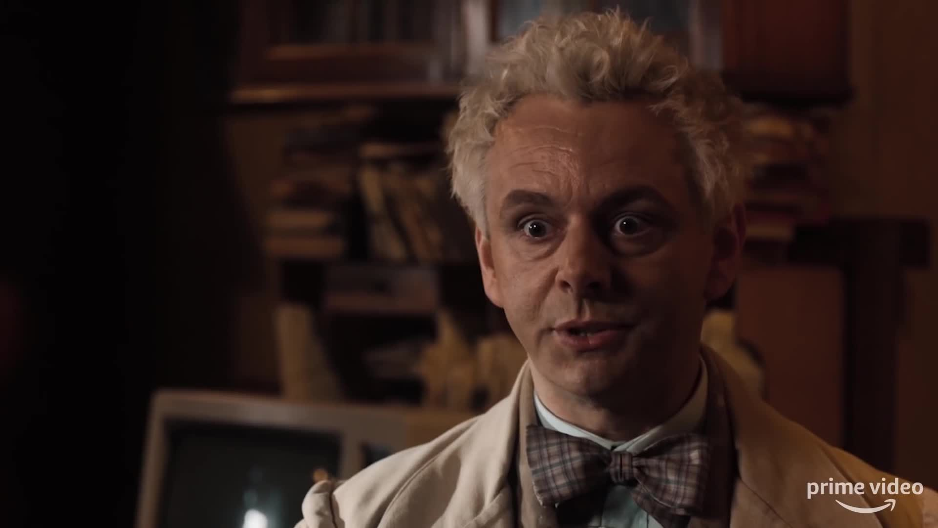 Trailer, Amazon, Serie, Amazon Prime, Amazon Prime Video, Prime Video, Good Omens, Terry Pratchett