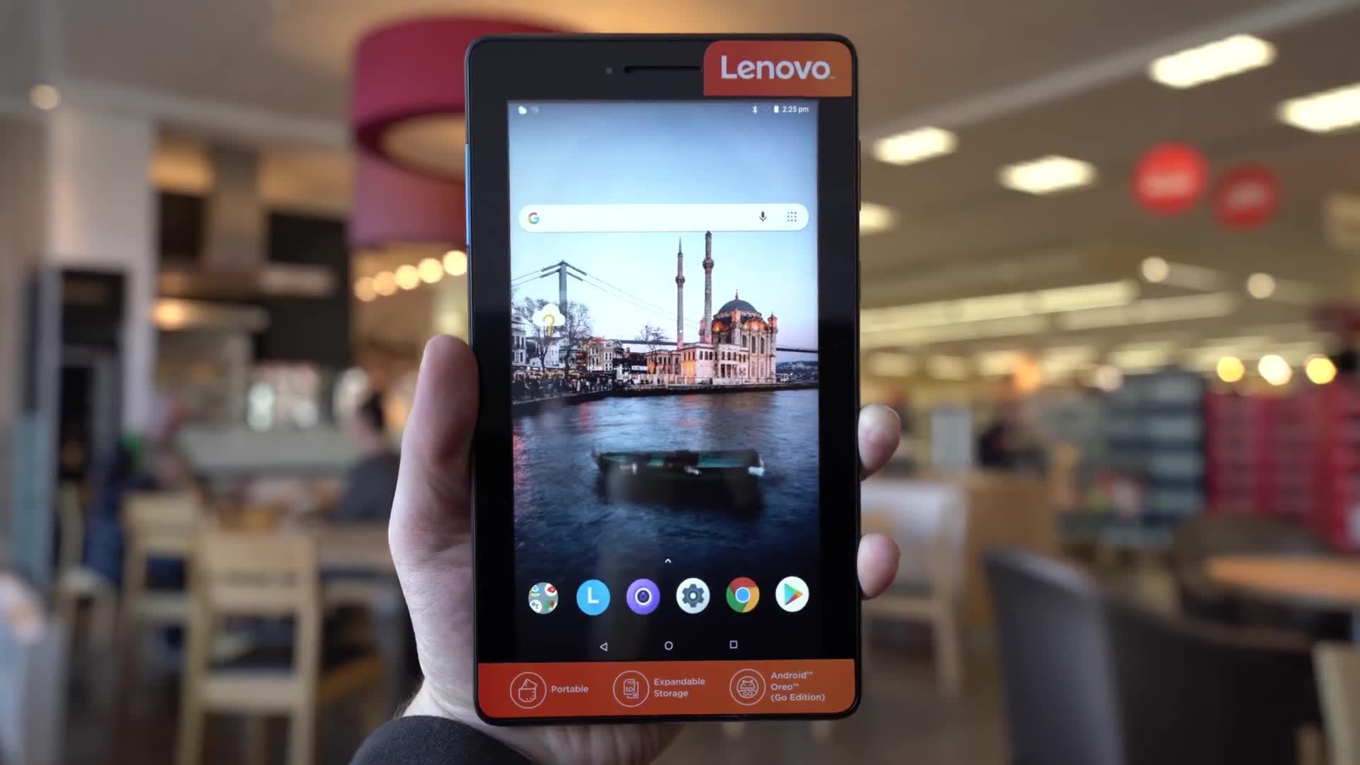 Android, Tablet, Test, Lenovo, Andrzej Tokarski, Tabletblog, Android Go, Lenovo Tab, Android Go Edition, Lenovo Tab E7, Tab E7