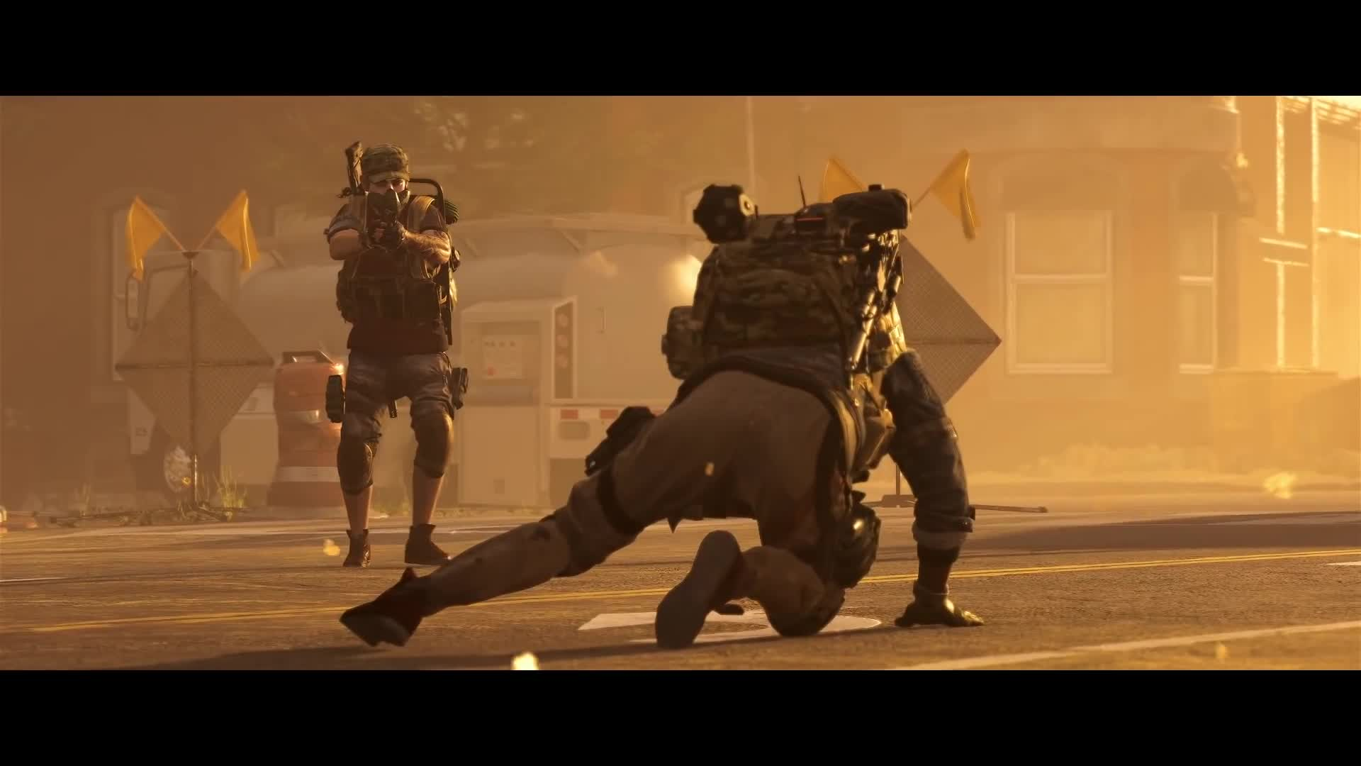 Trailer, Ubisoft, actionspiel, Tom Clancy, The Division 2, Tom Clancy's The Division 2