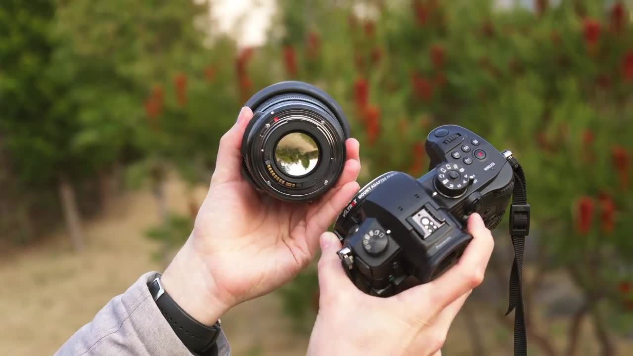 Video, ValueTech, Fotografie, Objektiv, Sigma, Festbrennweite