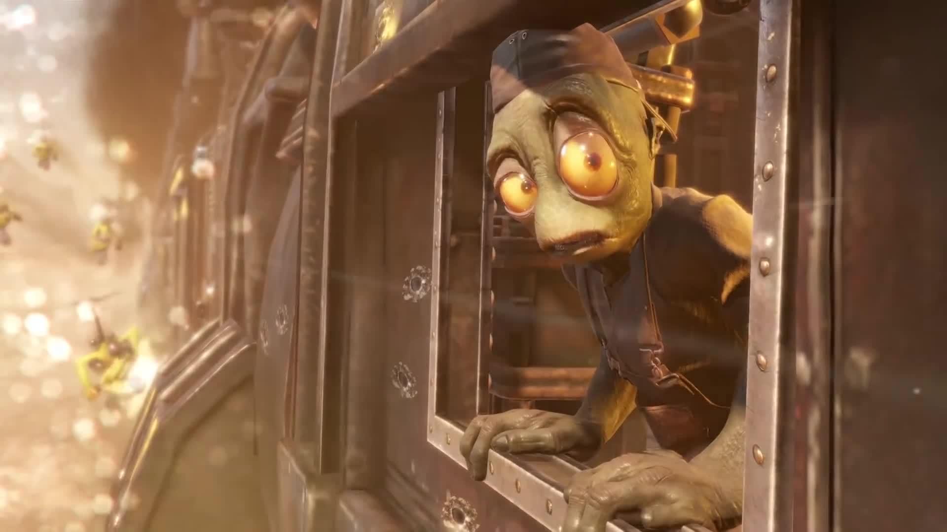 Trailer, Jump & Run, GDC, Oddworld, GDC 2019, Oddworld Inhabitants, Oddworld Soulstorm