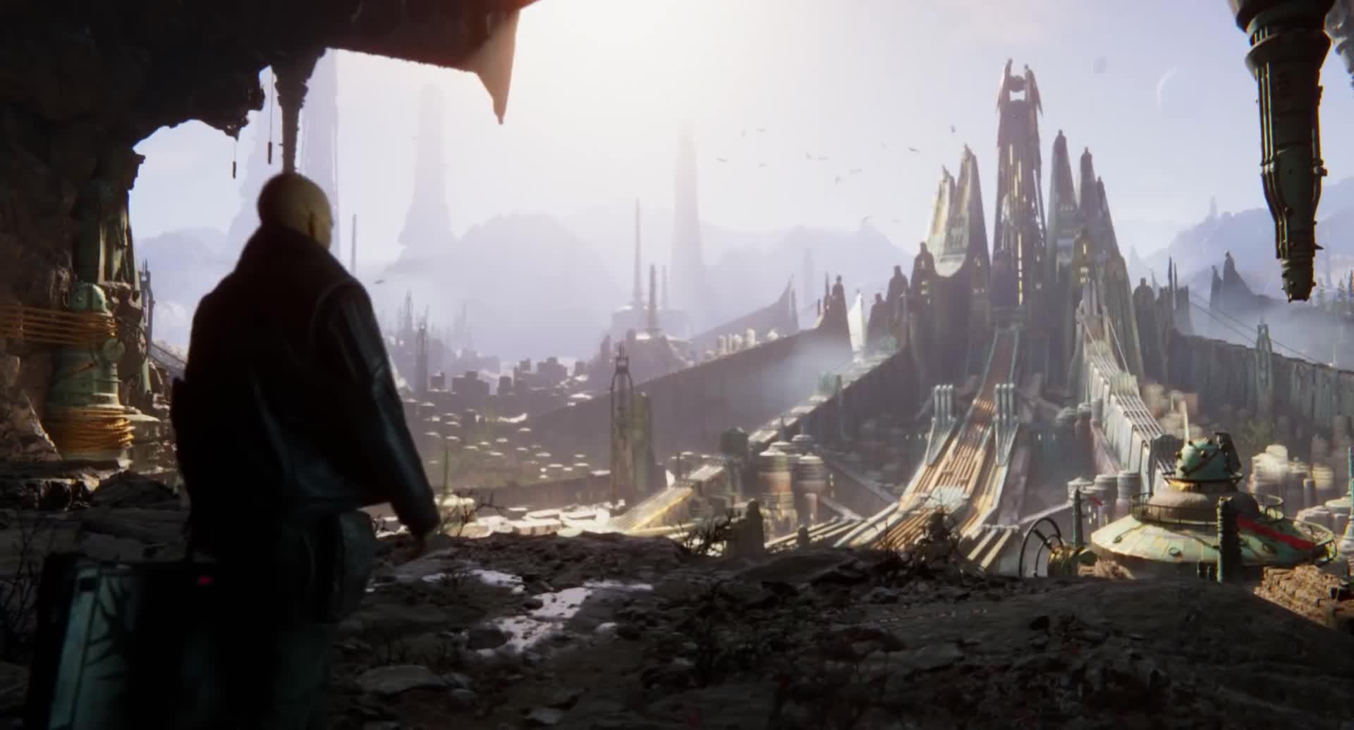 Trailer, GDC, Grafik-Engine, Unity, Kurzfilm, GDC 2019, Unity Engine, The Heretic