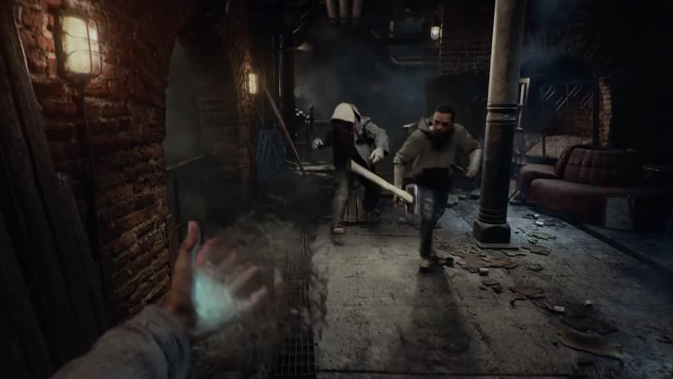 Trailer, Rollenspiel, GDC, Paradox Interactive, GDC 2019, Vampire, Vampire: The Masquerade - Bloodlines 2, Vampire: The Masquerade, The Masquerade, Bloodlines 2