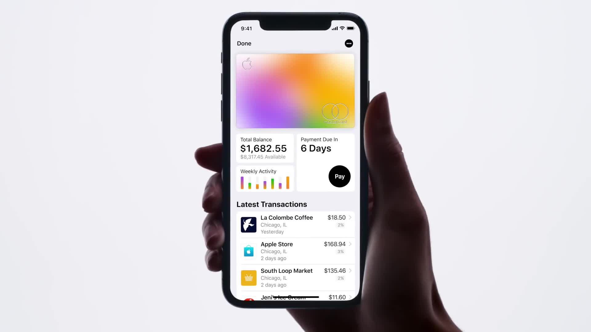 Apple, Kreditkarte, Apple Pay, Apple Card, Zahlungsmittel