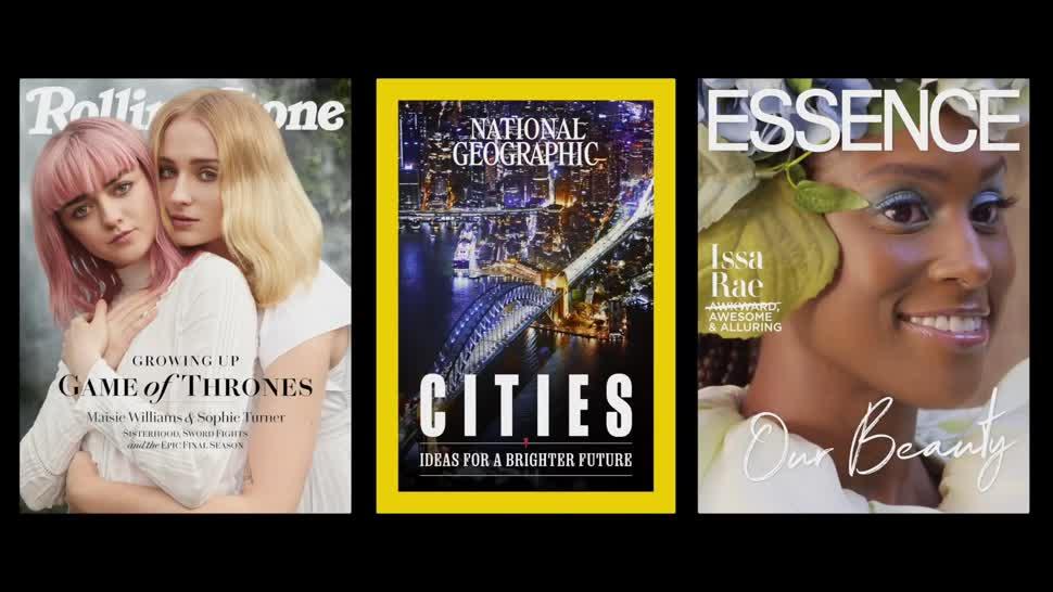 Apple, Abo, Zeitschriften, Apple News+, Apple News, Apple News Plus, Zeitschriftenabo