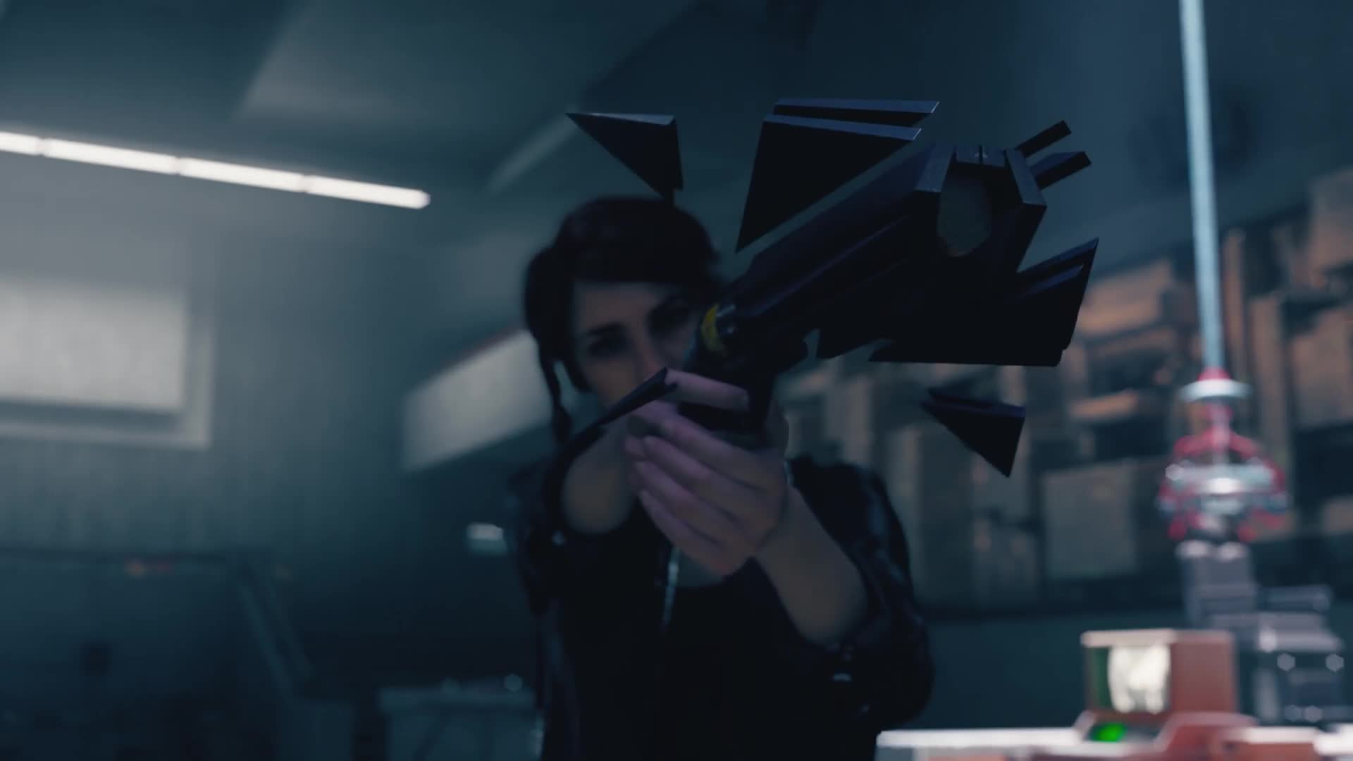 Trailer, actionspiel, 505 Games, Remedy, Control