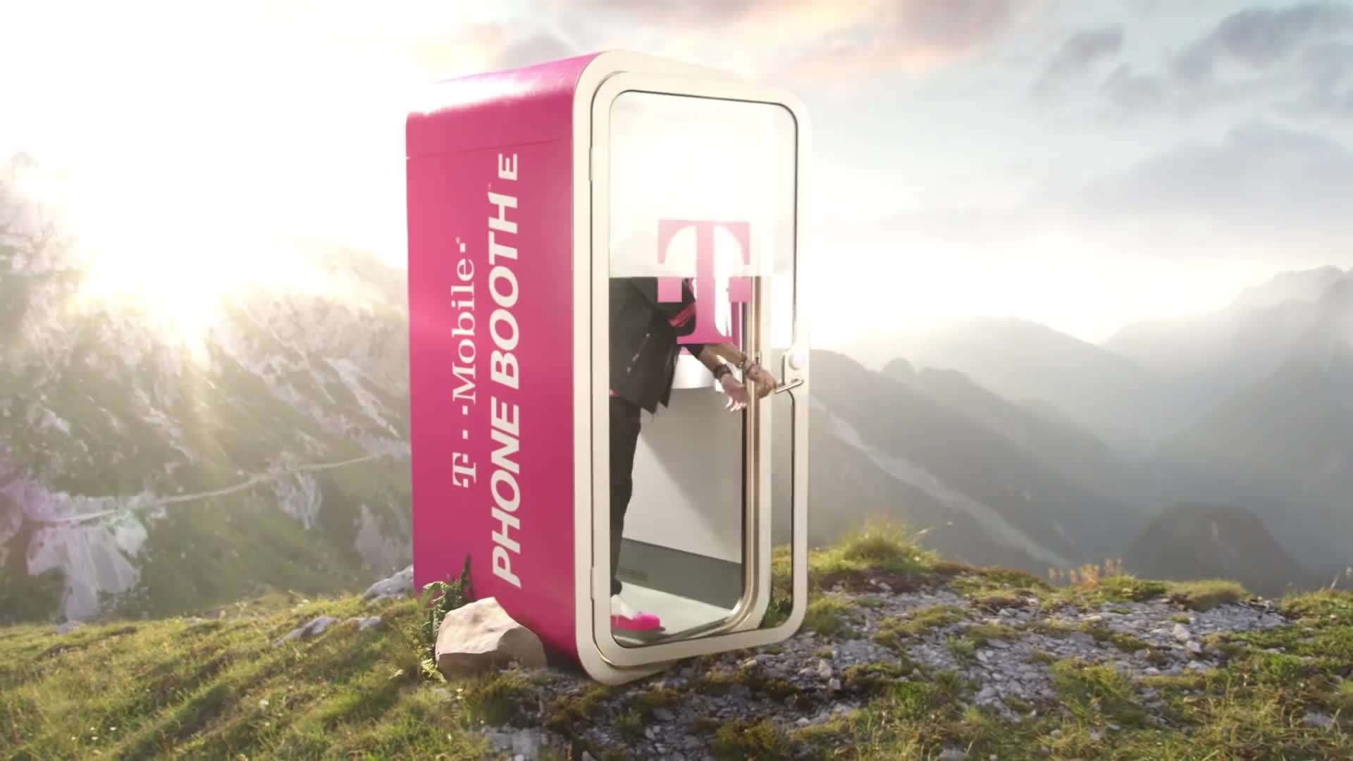 Werbespot, T-Mobile, Aprilscherz, T-Mobile USA, BoothE