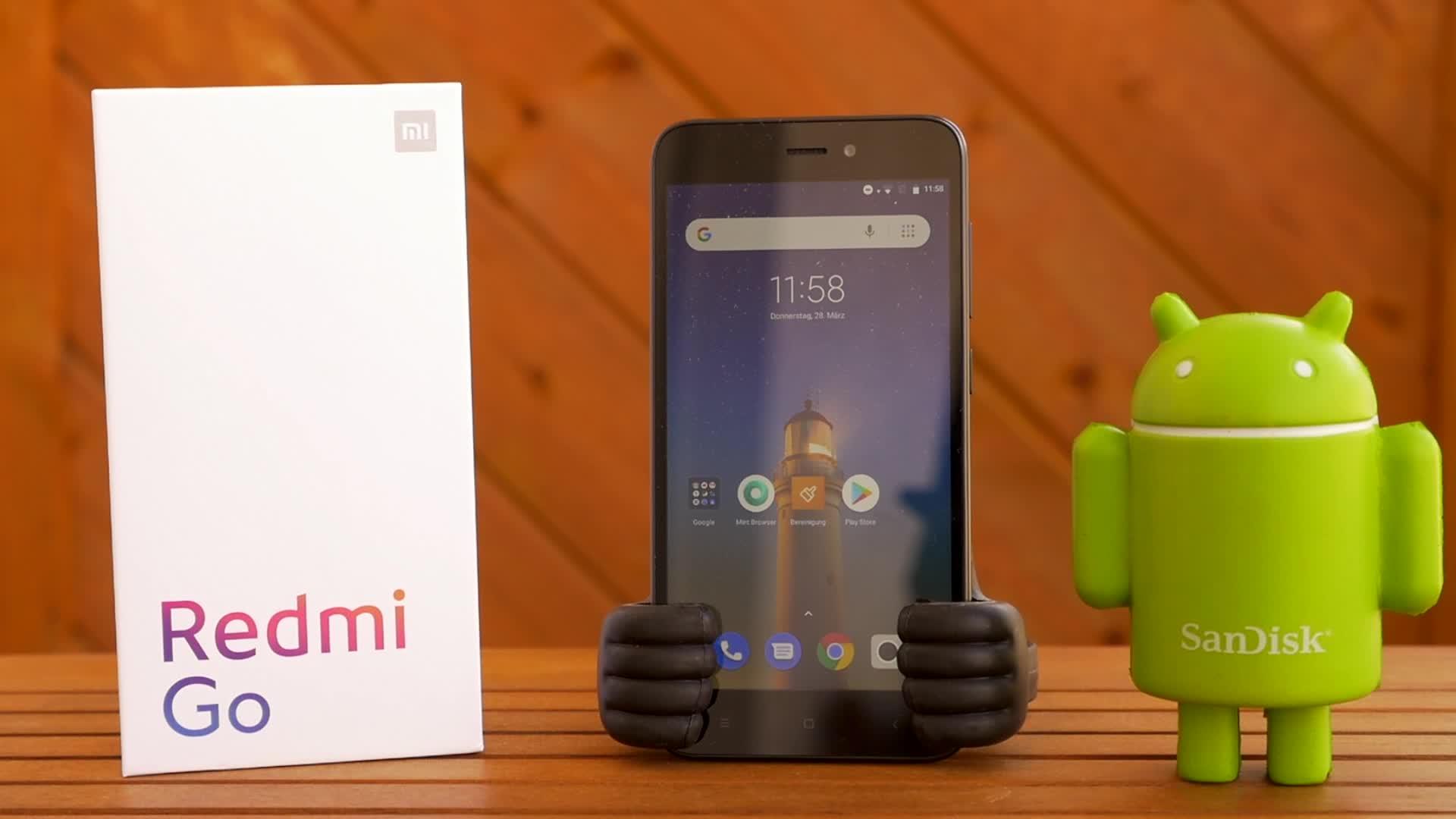 Smartphone, Test, Xiaomi, Timm Mohn, Android Go, Redmi Go