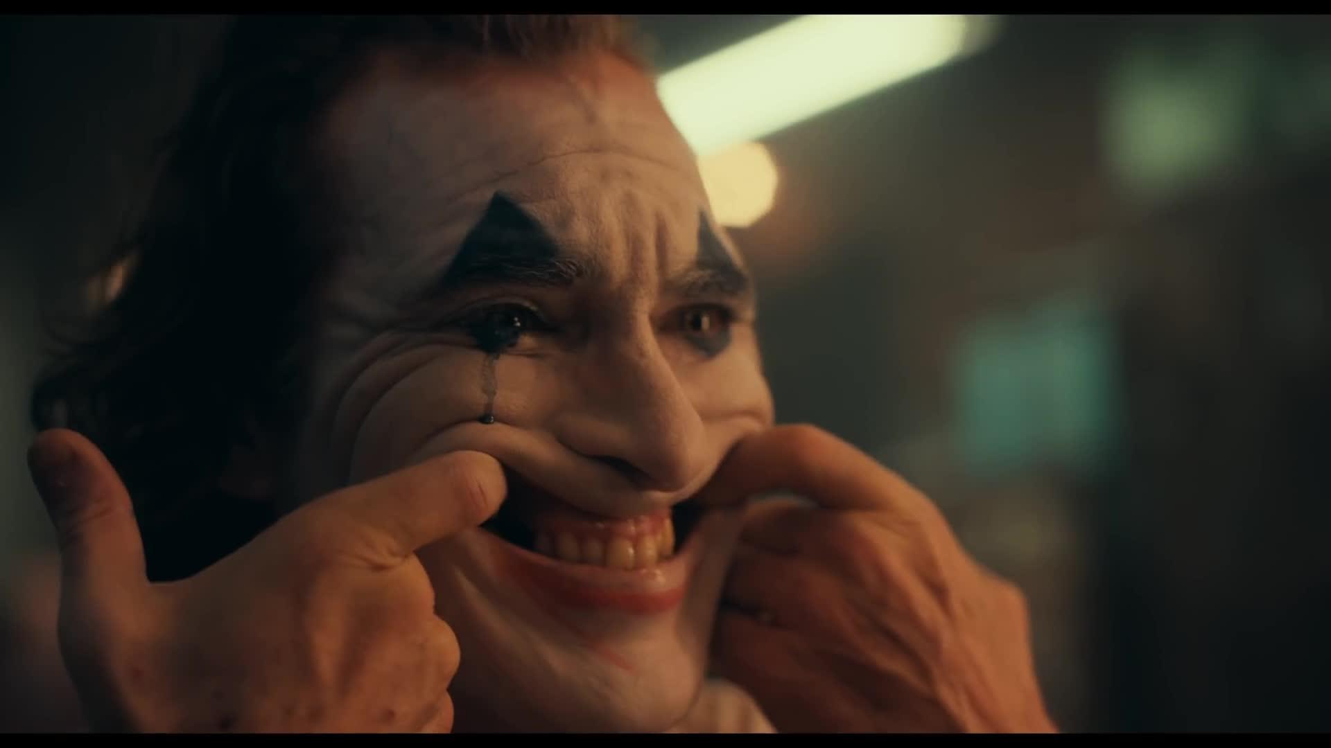 Neuer Joker-Film: Erstes Filmplakat mit Joaquin Phoenix veröffentlicht