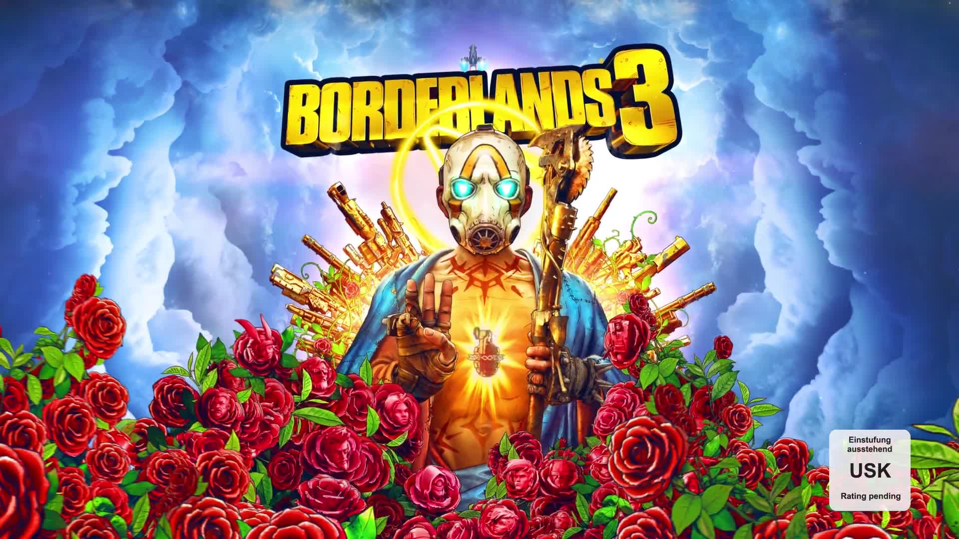 Trailer, Ego-Shooter, 2K Games, Borderlands, Borderlands 3