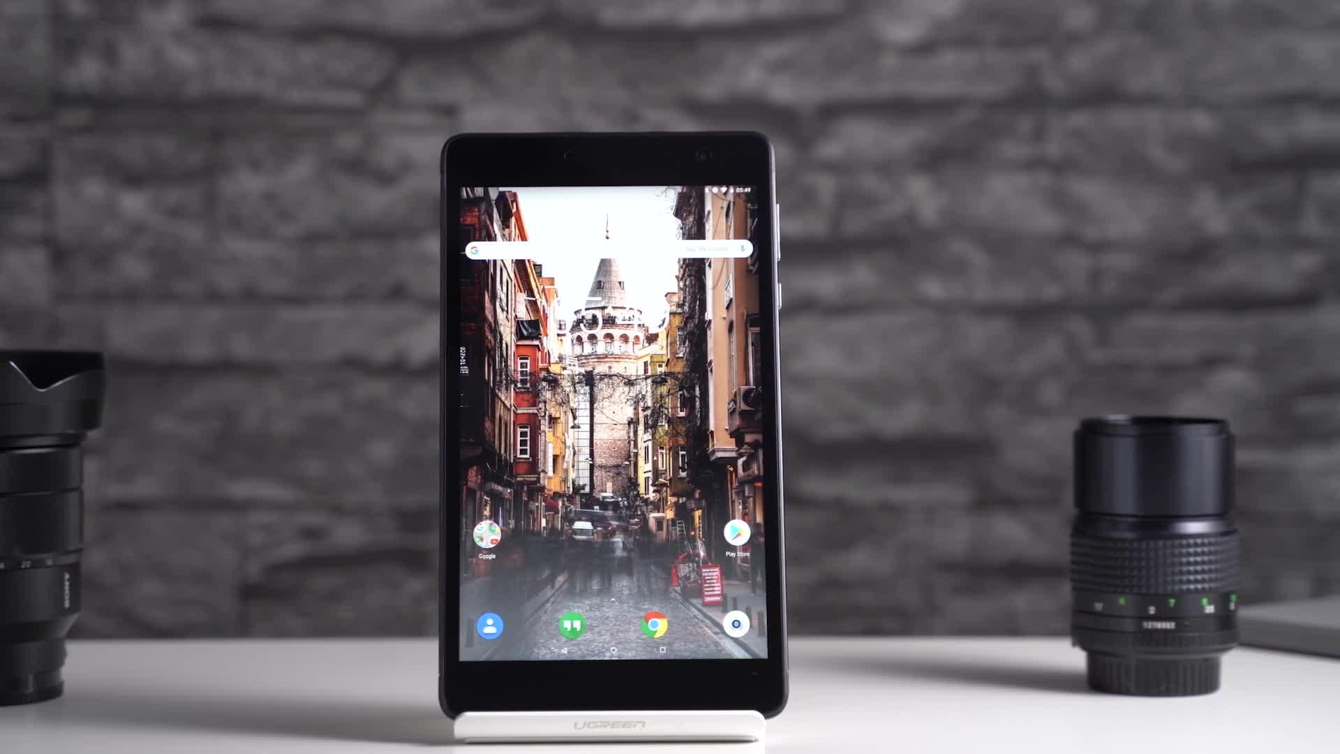 Tablet, Test, Andrzej Tokarski, Tabletblog, Android 8.1, Chuwi, Android 8.1 Oreo, Chuwi Hi8 Se, Hi8 Se